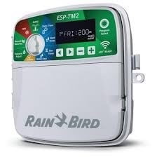 lawn sprinkler system controller Houston