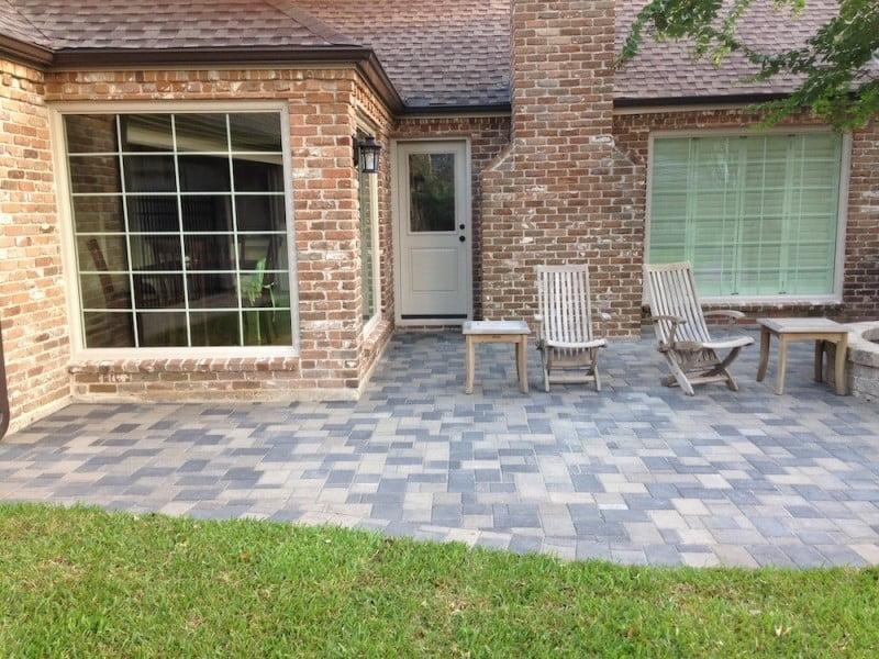 Landscape Pavers Houston 77042