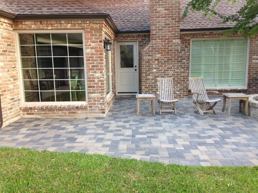 Landscape Pavers Houston