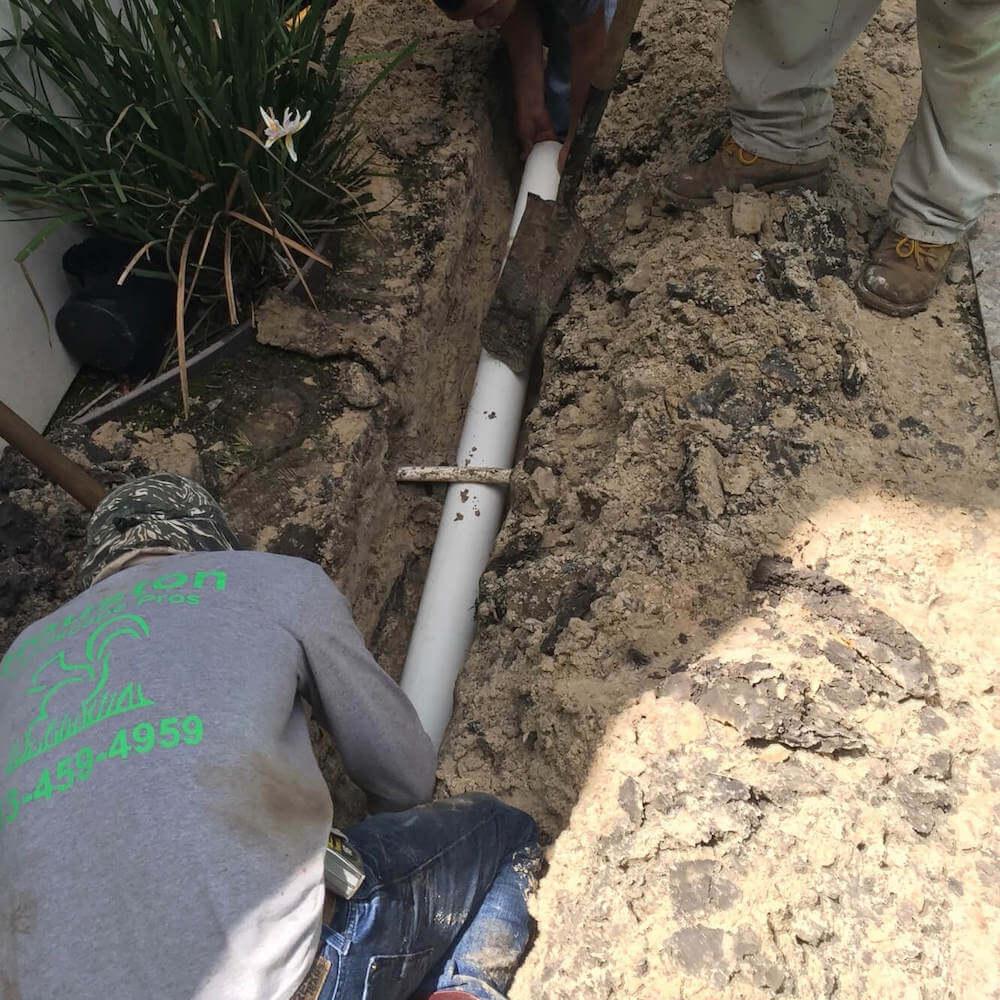 catch basin drain system contractors