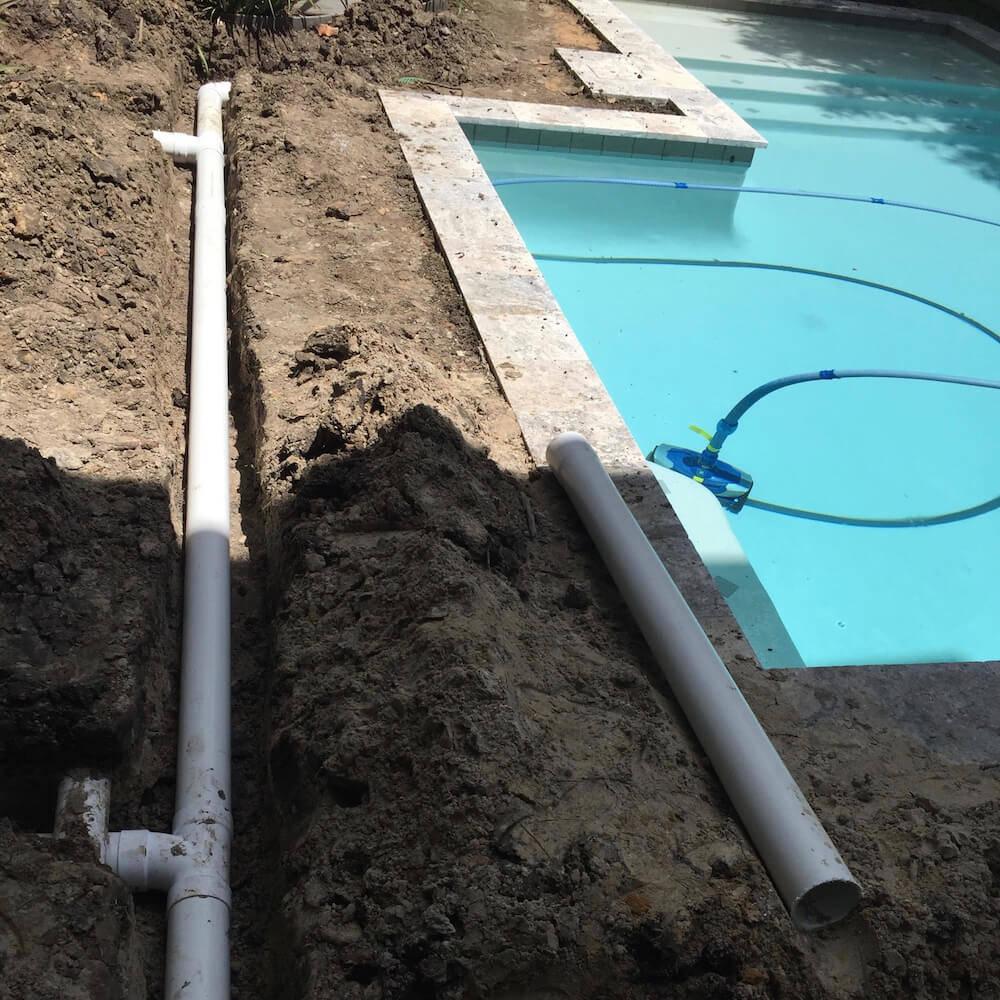 catch basin installation 77401