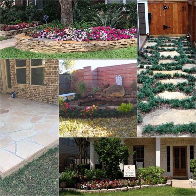 landscaping houston Pros katy bellaire tx