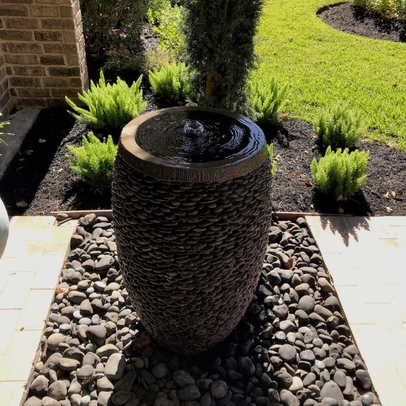outdoor fountain 77042