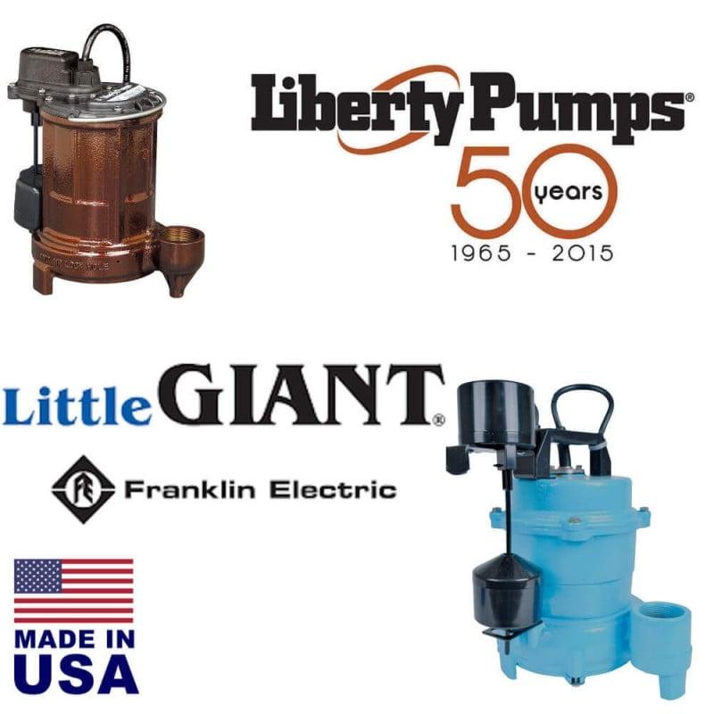 sump-pump drainage system 77401