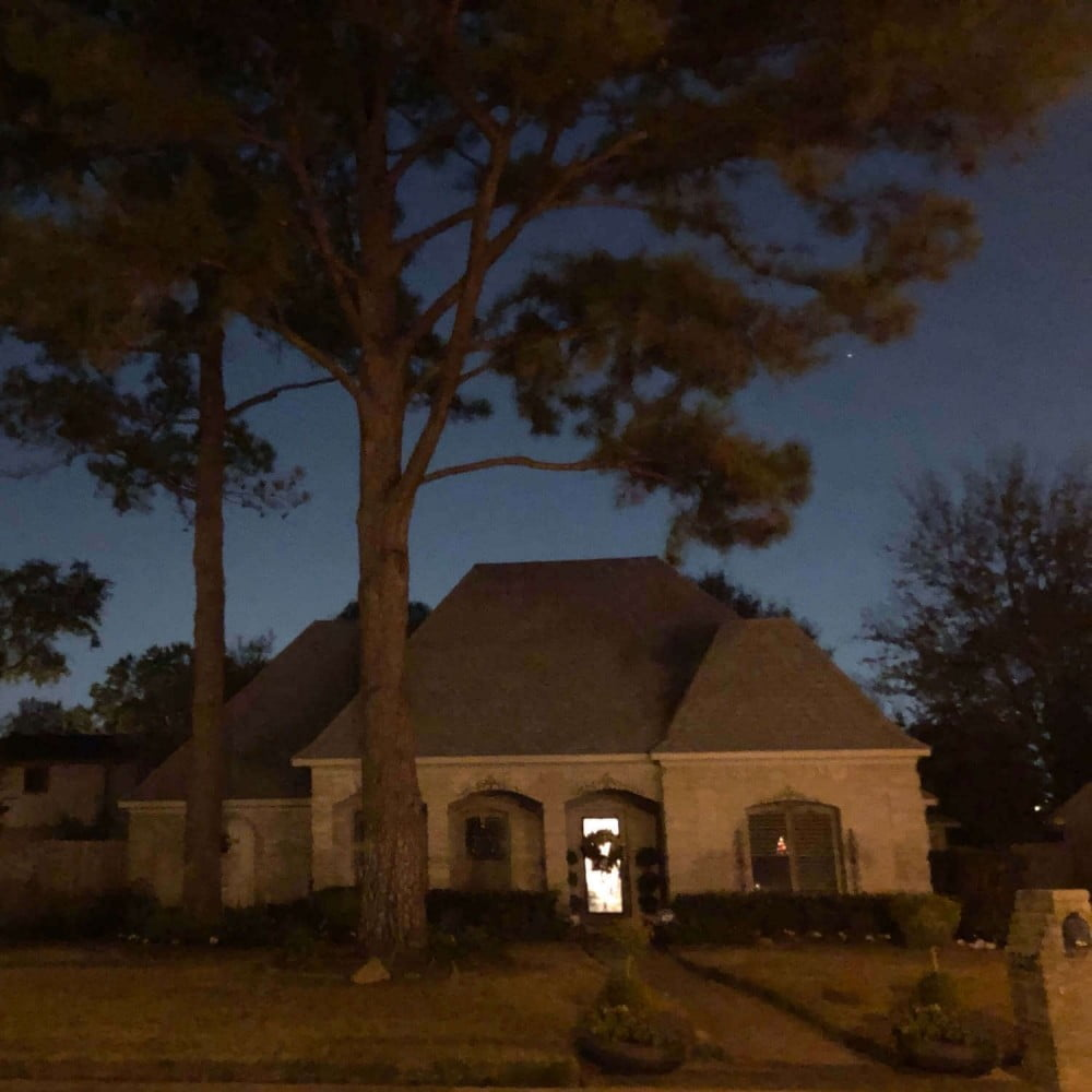 front yard landscaping lighting ideas before houston tx 77095