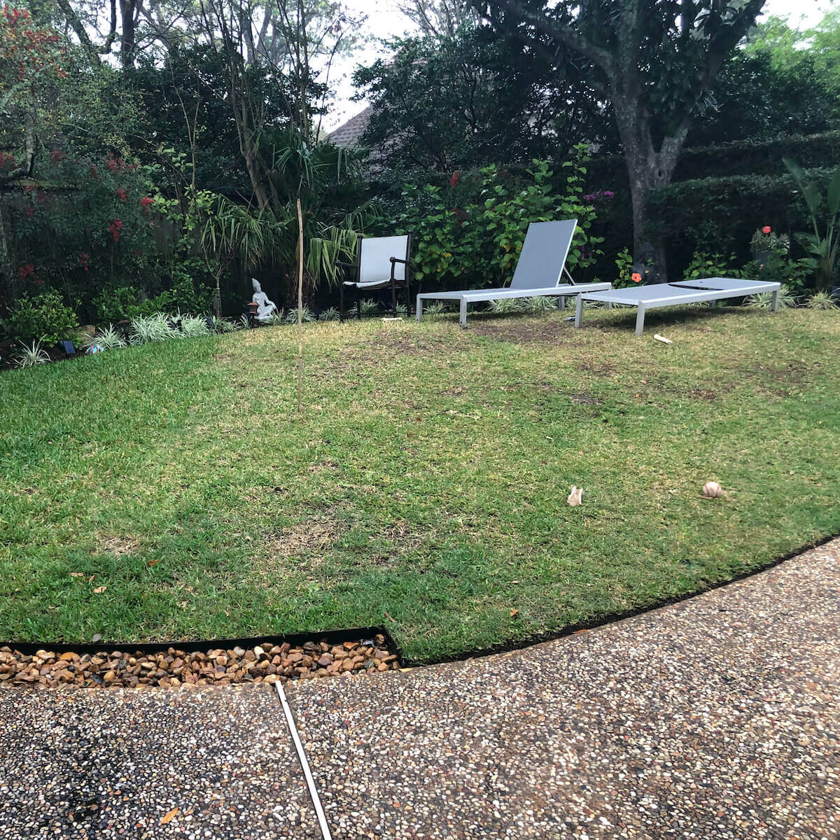 Houston Landscape Pro Real Grass vs Artifial Grass
